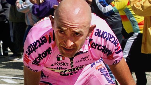 Tourzege overleden Pantani in gevaar