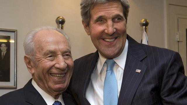 'Doorbraak in onderhandelingen Israël en Palestijnen'