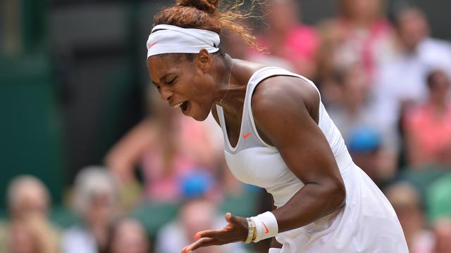 Lisicki stunt tegen Serena Williams