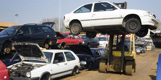 Auto repareren met gebruikte onderdelen: duurzaam en soms broodnodig