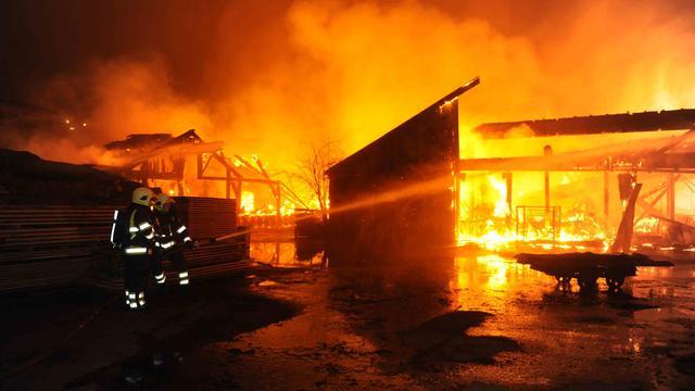 Tien jaar cel geëist tegen 'Gooise pyromaan'