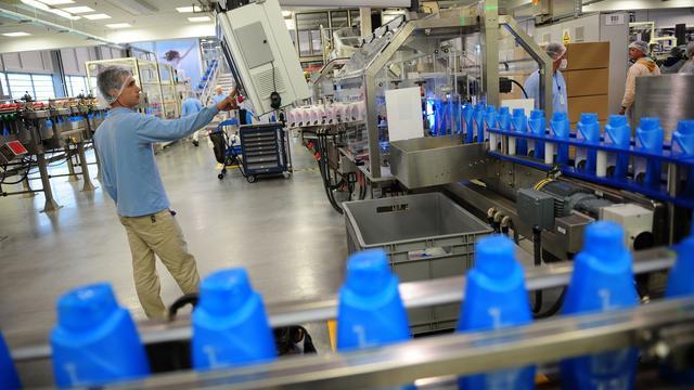 Industrie VS minder hard gegroeid