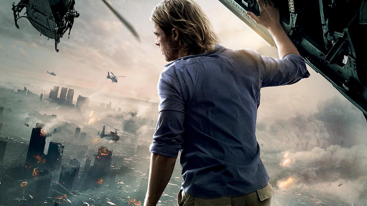 Bekijk de trailer van World War Z