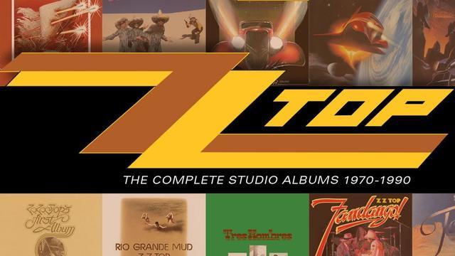 ZZ Top - The Complete Studio Albums 1970 - 1990