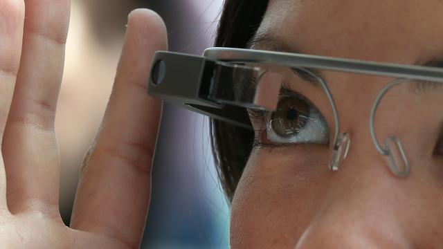 'Google kan zien waar Glass-gebruiker naar kijkt'