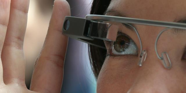 Slechtzienden onderscheiden objecten met Google Glass