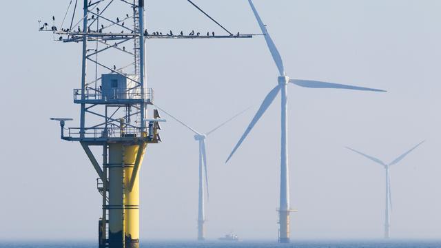 Hoger windmolenpark Noordzee mag