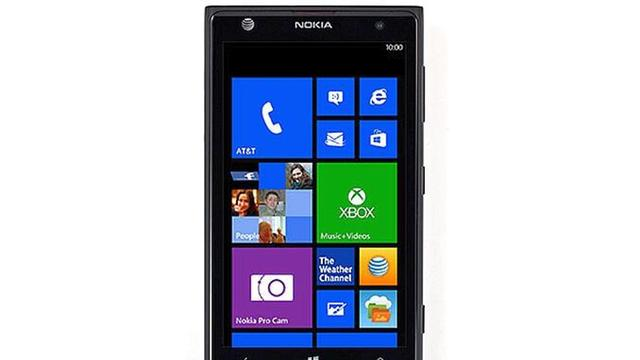 Nokia Lumia 1020 krijgt 'Pro Cam'
