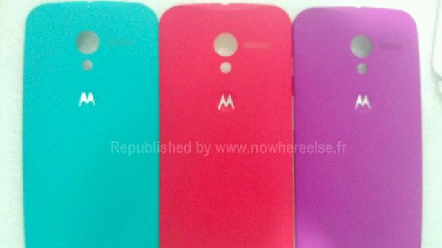'Moto X laat gebruikers kleuren en gravering kiezen'
