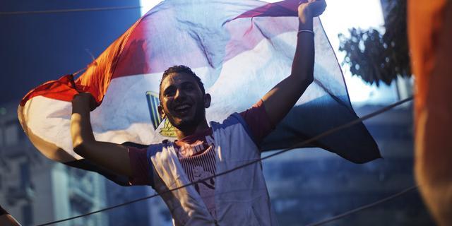 'Geen militaire staatsgreep Egypte'