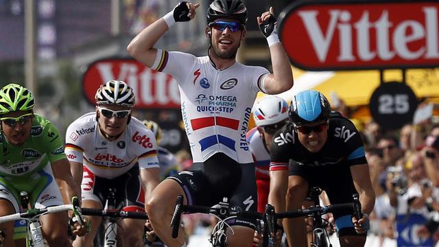 Opnieuw kans voor sprinters in Tour de France