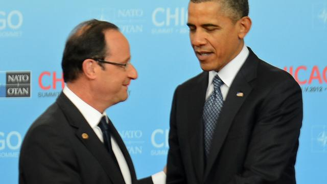 Frankrijk wil vrijhandelsverdrag met VS opschorten om PRISM
