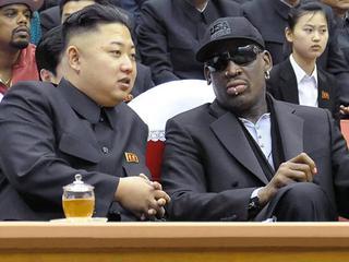 De oud-basketballer gaat zijn 'vriend' Kim bezoeken en is niet van plan om de vrijlating van een Amerikaanse gevangene te bespreken.