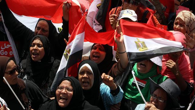 Legerleiding Egypte lijkt ultimatum op te rekken