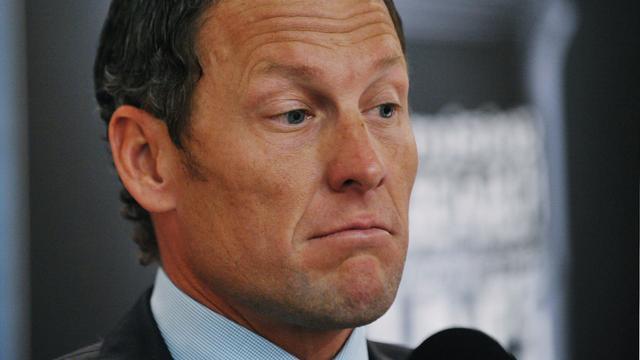 Lance Armstrong te horen in 'doping-clip' van RATM-bassist