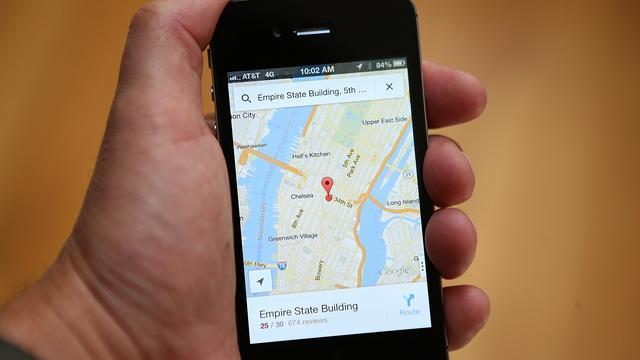 Google steekt Maps-apps in een nieuw jasje