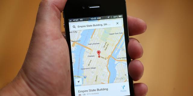 Nieuwe satelliet gaat Google Maps-kwaliteit verviervoudigen