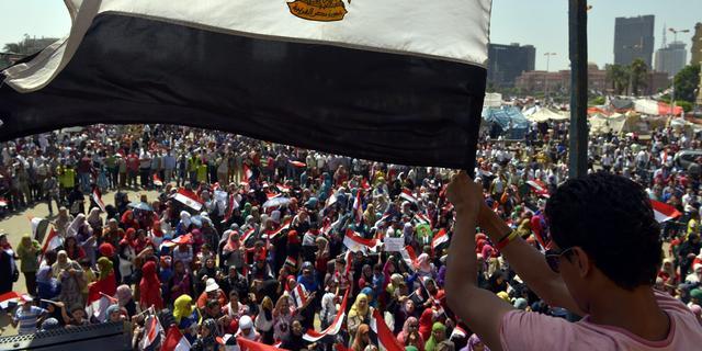 Sjeik bemiddelt in conflict Egypte