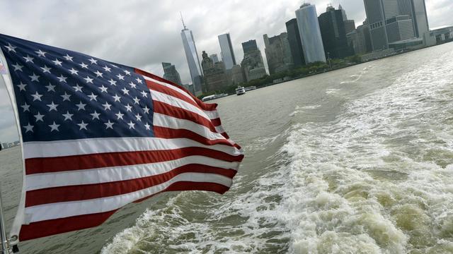 Economische groei VS lager dan verwacht