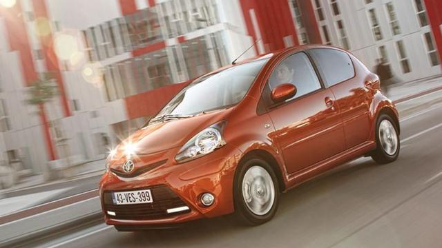 Toyota presenteert actiemodel Aygo en Yaris