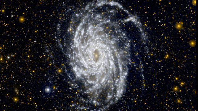 'Melkweg is 700 miljard keer zo zwaar als de zon'
