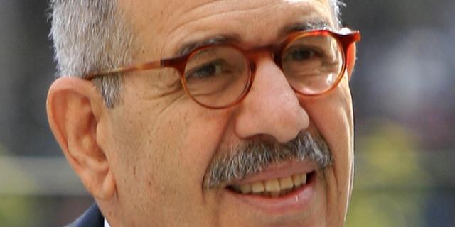Egyptische vice-president ElBaradei stapt op