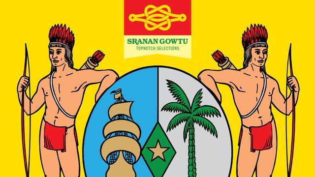 Various Artists - Sranan Gowtu