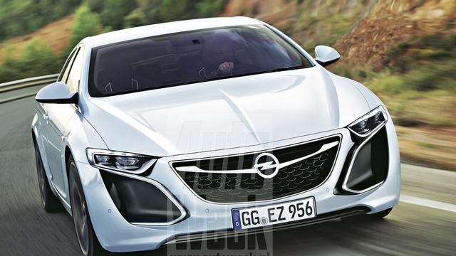 Exclusieve beelden nieuwe Monza coupé