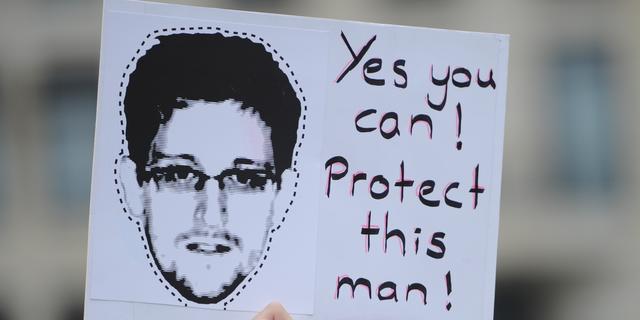 'Russische stichting zamelt geld in voor Snowden'