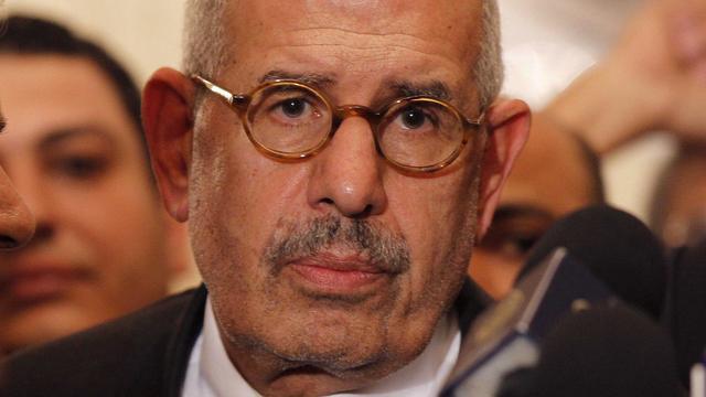 ElBaradei benoemd tot interim-premier Egypte