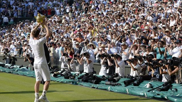 Organisatie Wimbledon verhoogt opnieuw prijzengeld
