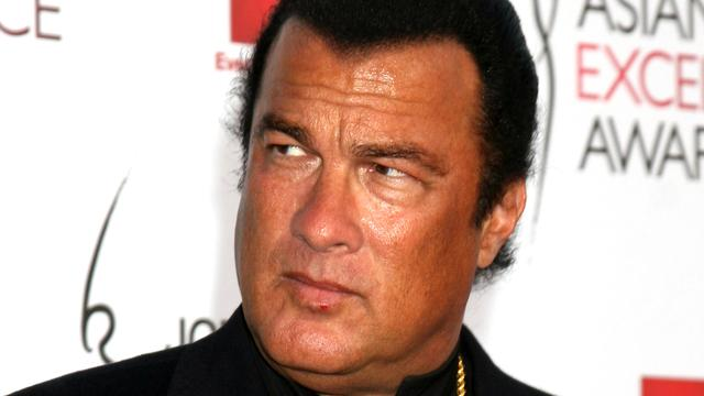 'Steven Seagal toch in Expendables 3'