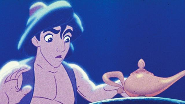 Live-action prequel Aladdin in de maak