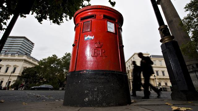 Royal Mail hekelt concurrentie Whistl