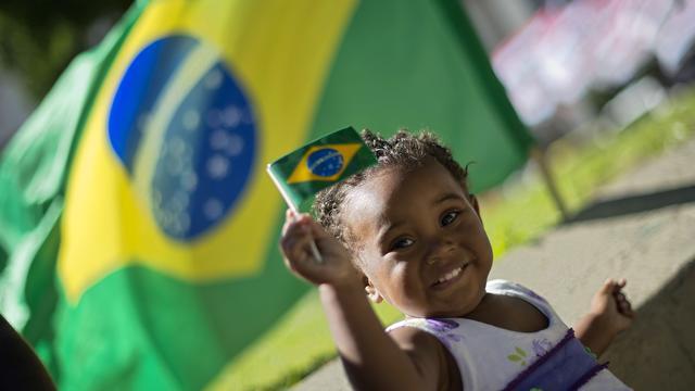Braziliaanse economie krimpt