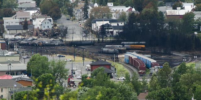Meer slachtoffers treinramp Canada geborgen