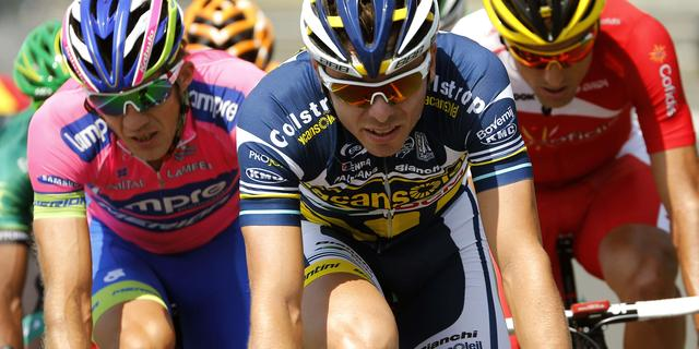 LIVEBLOG TOUR: Belkin rijdt Valverde op achterstand