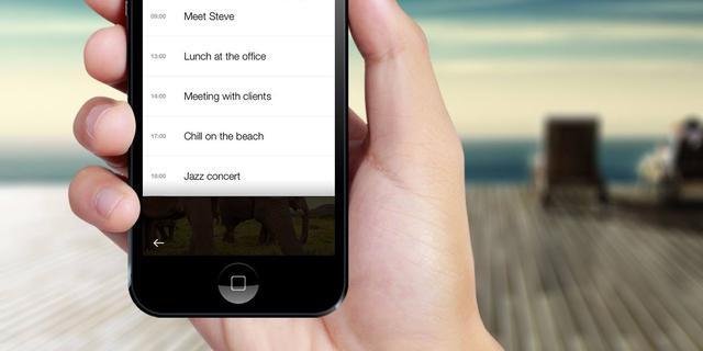 Mooie kalender-app Cal beschikbaar voor iOS