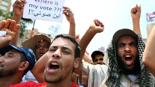 Zeven doden bij betogingen Caïro