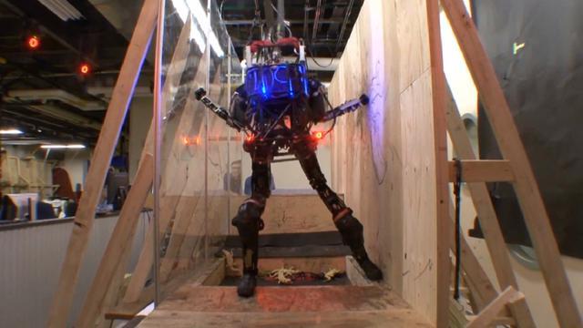 'Google weigert sponsoring Defensie VS voor menselijke robots'