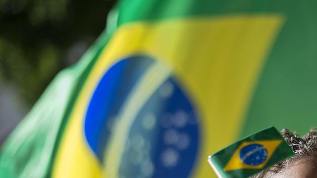 Bliksem treft Braziliaanse zwemmers