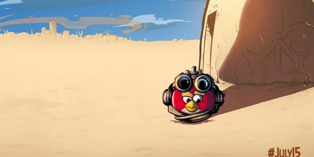 Angry Birds Star Wars II vanaf nu gratis te downloaden