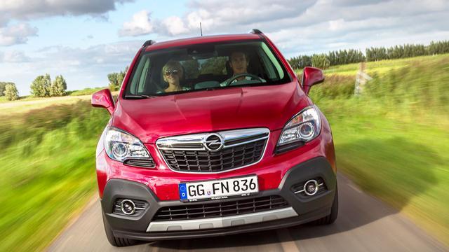 Opel Mokka 1.6 CDTI met 20 procent bijtelling