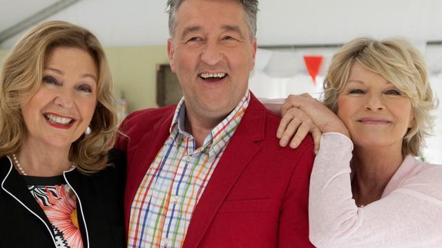 'Martine Bijl niet te horen als voice-over in finale Heel Holland Bakt'