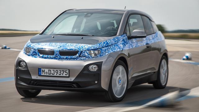 'BMW komt met i5'