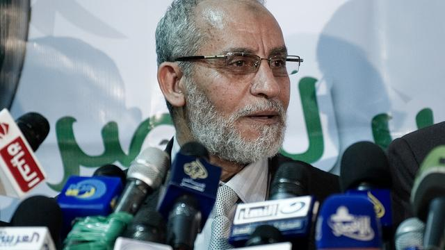 Arrestatiebevel leiders Moslimbroederschap
