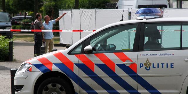 Woning dode kickbokser Veghel nog beveiligd