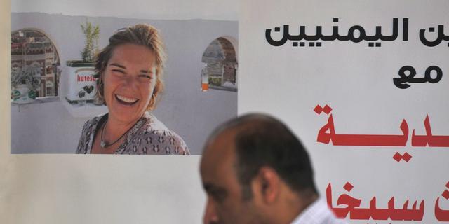 Nobelprijswinnaar Jemen pleit voor vrijlating Nederlands paar