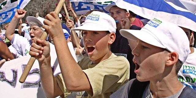 Israël zet bouwplannen Oost-Jeruzalem door