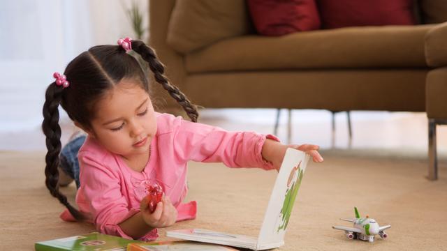 Extra taalaanbod voor anderstalige peuters en hun ouders